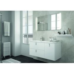 Mueble de baño y lavabo 120 cm