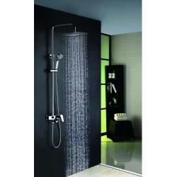 Columna de ducha con grifo de bañera serie bristol