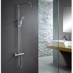 Columna de ducha termostatica serie londres