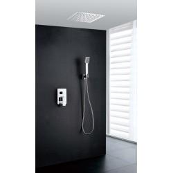 Griferia de ducha empotrada serie gales