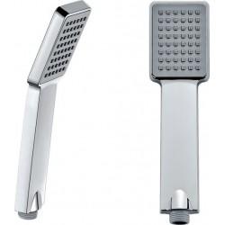Puxador quadrado para chuveiro