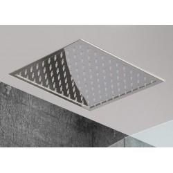 Premarco de techo empotrado rociador cuadrado 40x40cm IMEX