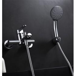 Grifo de bañera y ducha serie roma