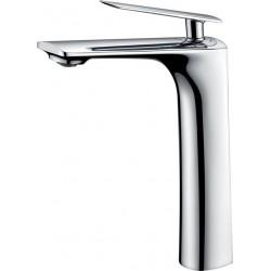 Grifo lavabo pica monomando cromado serie Escocia