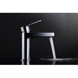 Grifo lavabo cromado monomando serie Teide