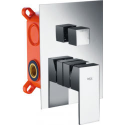 Torneira termostática bidireccional incorporada