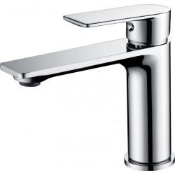 Grifo lavabo cromado monomando serie Saona