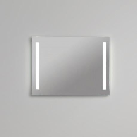 Espejo baño luz led cuadrado Sama