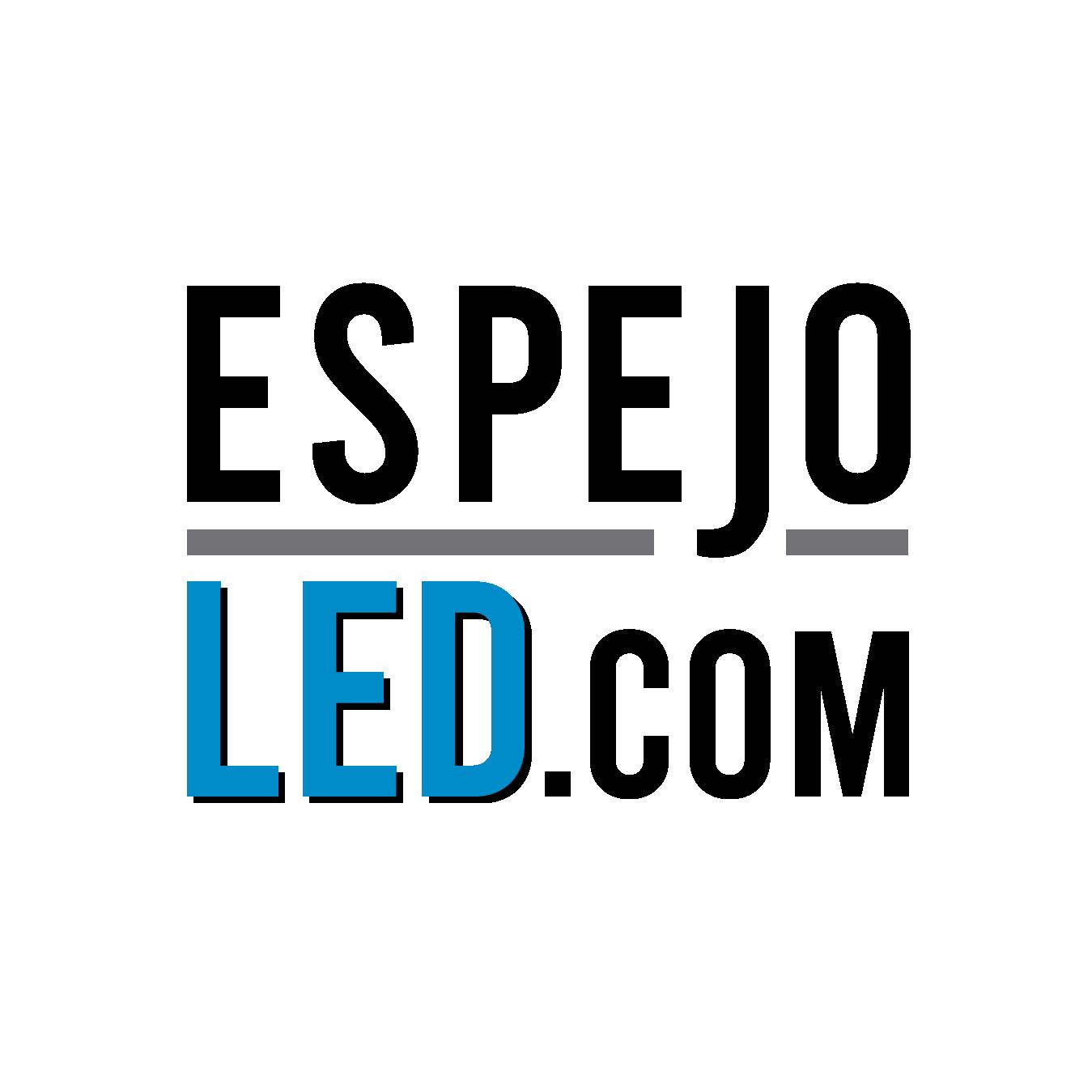 Espejos con luz led